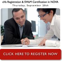 NOVA Workshop: Virginia eVa registration and SWaM...