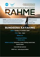 RAHME - BUNDEENA KAYAKING