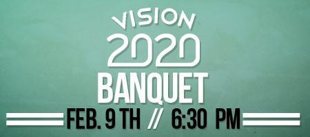 Vision 2020 Update Banquet - 2013