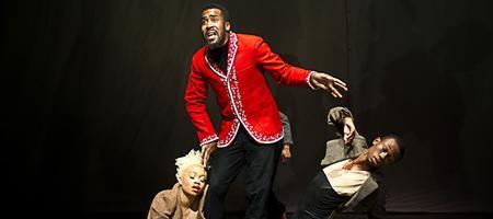 "Camille A. Brown & Dancers -""MR. TOL E. RAncE"""