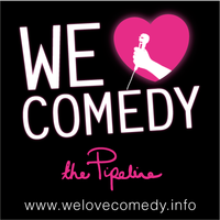 We Love Comedy April Shows