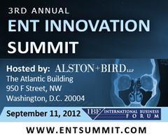 ENT (Ear, Nose, Throat) Innovation Summit
