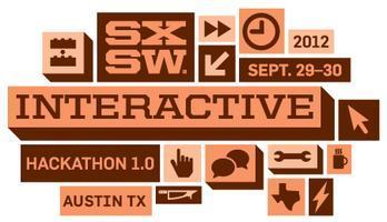 SXSW Interactive Hackathon 1.0