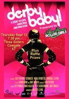 ARRG presents Edinburgh's premier screening of Derby,...