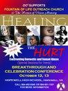 HEALING THE HURT CONFERENCE - CONFRONTING DOMESTIC & SEXUAL...