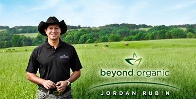 Beyond Organic Mini-Conference with Jordan Rubin
