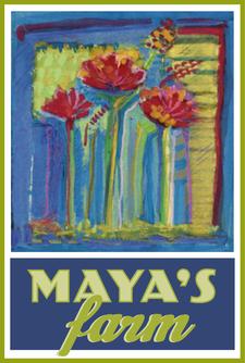 Maya's Farm logo