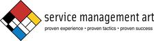 Service Management Art logo