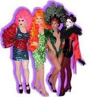 """A Drag Show"" - special fundraiser for Rainbow Pride..."