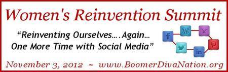 Women's Reinvention Summit 2012