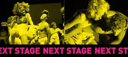 Next Stage Dance Residency Showing