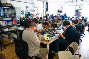 Arduino For Total Newbies workshop