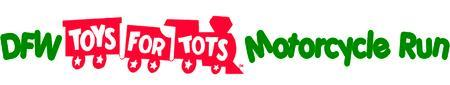 2012 DFW Toys for Tots Motorcycle Run