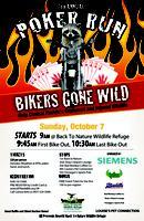 Back to Nature's 7th Annual Poker Bike Run