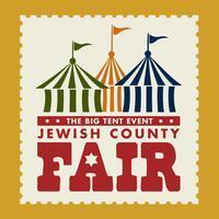 Jewish County Fair: Big Jewish Tent Event