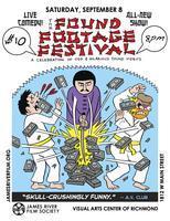 Found Film Festival 2012 Show