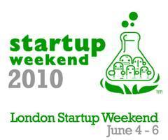 London Startup Weekend June 2010