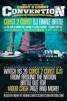 Coast 2 Coast Convention DJ Battle Finale 9/1/12