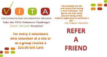 VITA Volunteer Tax Training 2013 Season