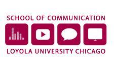 Loyola University Chicago School of Communication logo