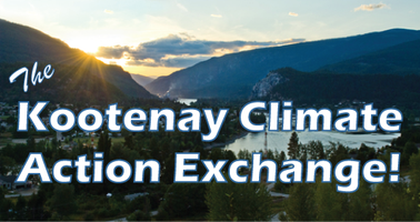Climate Action Exchange - Kootenay- Castlegar