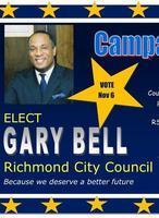 Gary Bell Campaign Fundraiser, Richmond City Councilman