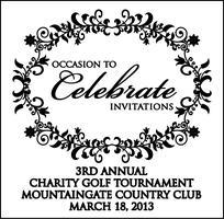 3rd Annual OTC Charity Golf Tournament & Wine Tasting...