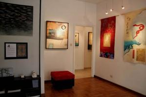 Roma Slow Art Day - Artist Presentation Space - April...