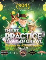 St Practice Day Bar Crawl Jacksonville
