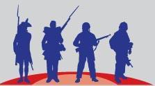 Military History Weekend 2012