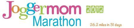Joggermom Marathon 2012