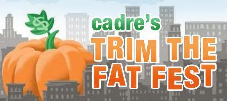 Trim the Fat Fest & Pumpkin Plan Your Business