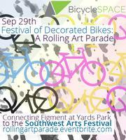 BicycleSPACE Festival of Decorated Bikes: A Rolling...