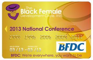 2013 BFDC National Conference