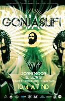GONJASUFI  with Sonnymoon & B. Lewis @ ND ... Austin, TX...