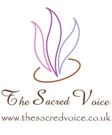 The Sacred Voice logo
