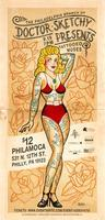 "Dr.Sketchy Philadelphia presents, ""Tattooed Muses"""