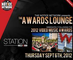 The Notice Network presents...THE AWARDS LOUNGE...