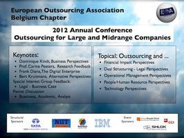 European Outsourcing Association - Belgian Chapter...