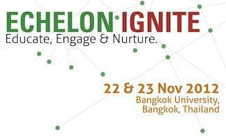 Echelon Ignite: Thailand 2012