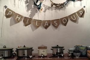 PhilaSoup's October Dinner!