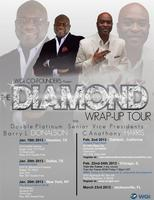 DIAMOND TOUR - DPSVP'S BARRY DONALSON & C. ANTHONY...