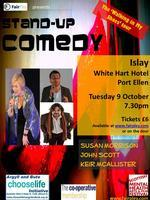 ISLAY Stand-up Comedy - Walking in My Shoes Tour