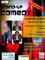CAMPBELTOWN Stand-up Comedy - Walking in My Shoes Tour
