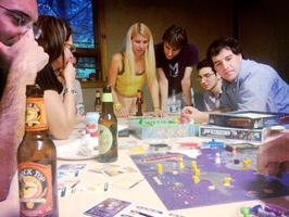 Board Games and Beer at SoftArtisans