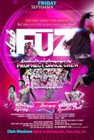 Fuz Fridays @ Club Illusions Sep 7th, 9:30pm