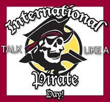 International Talk Like a Pirate Day Parrrrty in NYC