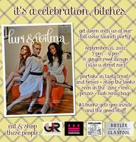 luri & wilma's fall issue release party