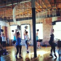 Cheerobix Workshop at Starbright Dance