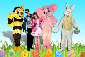 EASTER BUNNY BLAST by The Kinderwise Music Company